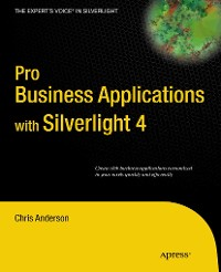 Cover Pro Business Applications with Silverlight 4