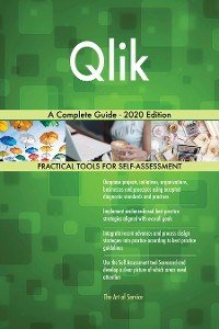 Cover Qlik A Complete Guide - 2020 Edition