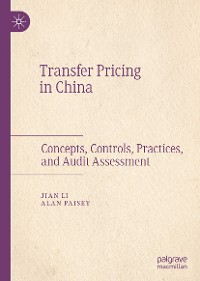 Cover Transfer Pricing in China