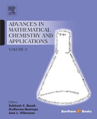 Cover Advances in Mathematical Chemistry and Applications: Volume 2
