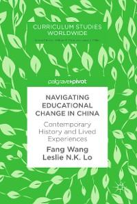 Cover Navigating Educational Change in China
