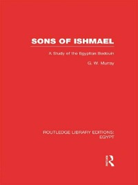 Cover Sons of Ishmael (RLE Egypt)