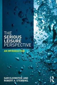 Cover Serious Leisure Perspective