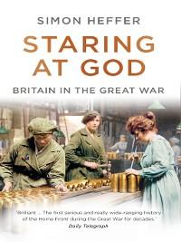 Cover Staring at God