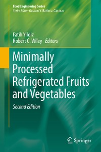 Cover Minimally Processed Refrigerated Fruits and Vegetables