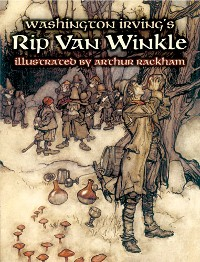 Cover Washington Irving's Rip Van Winkle