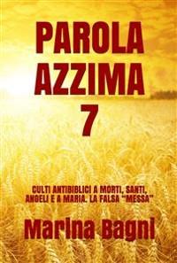 Cover Parola Azzima 7