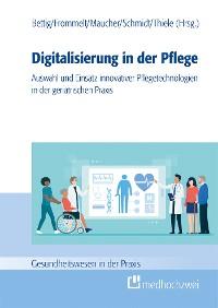 Cover Digitalisierung in der Pflege