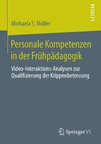Cover Personale Kompetenzen in der Frühpädagogik