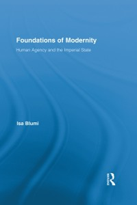 Cover Foundations of Modernity
