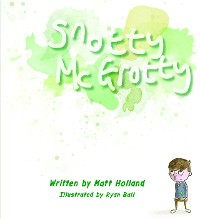 Cover Snotty McGrotty