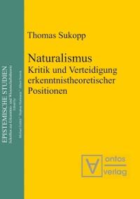 Cover Naturalismus