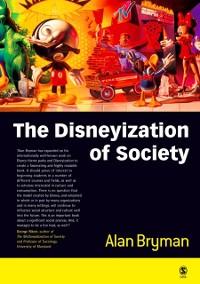 Cover Disneyization of Society