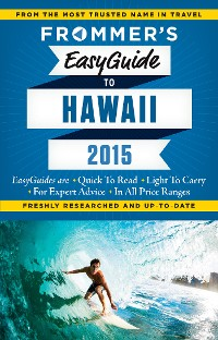 Cover Frommer's EasyGuide to Hawaii 2015