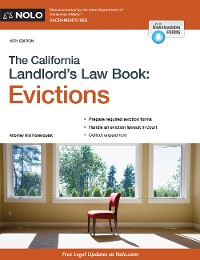Cover California Landlord's Law Book, The: Evictions