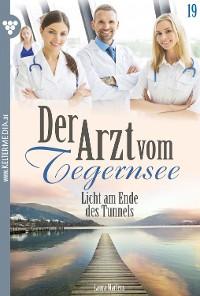 Cover Der Arzt vom Tegernsee 19 – Arztroman