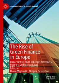 Cover The Rise of Green Finance in Europe