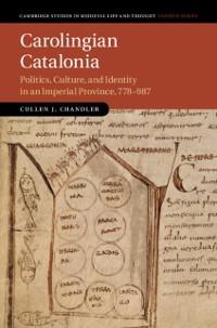 Cover Carolingian Catalonia