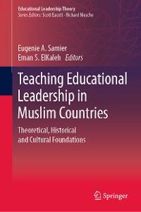 Cover Teaching Educational Leadership in Muslim Countries