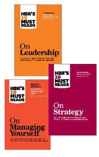 Cover HBR's 10 Must Reads Leader's Collection (3 Books)