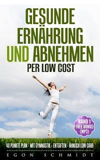 Cover low cost Food ! - werde schlank & gesund mit wenig Geld (es geht)