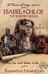 Cover Isabel and Chloe - The Journey Begins