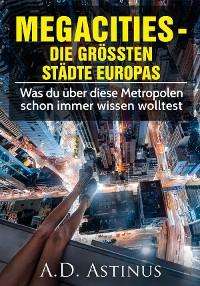 Cover Die Neun größten Städte Europas