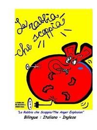 Cover La Rabbia che Scoppia - The Anger Explosion