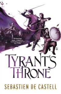 Cover Tyrant's Throne
