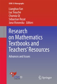 Cover Research on Mathematics Textbooks and Teachers' Resources