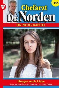 Cover Chefarzt Dr. Norden 1155 – Arztroman