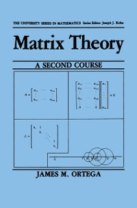 Cover Matrix Theory: A Second Course