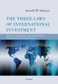 Cover Three Laws of International Investment