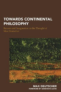 Cover Towards Continental Philosophy