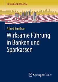 Cover Wirksame Führung in Banken und Sparkassen