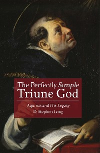 Cover The Perfectly Simple Triune God