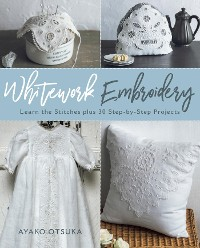 Cover Whitework Embroidery