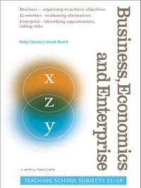 Cover Business, Economics and Enterprise