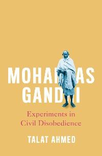 Cover Mohandas Gandhi