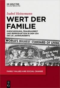 Cover Wert der Familie