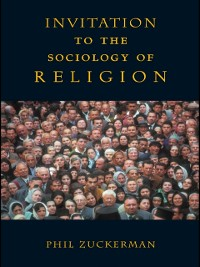 Cover Invitation to the Sociology of Religion