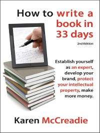 Cover How to Write a Book in 33 Days