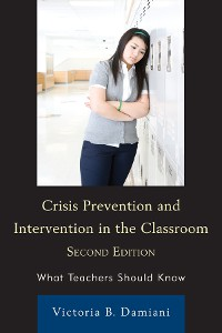 Cover Crisis Prevention and Intervention in the Classroom