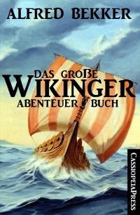 Cover Das große Wikinger Abenteuer Buch