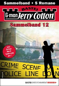 Cover Jerry Cotton Sammelband 12 - Krimi-Serie