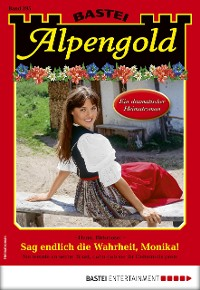 Cover Alpengold 295 - Heimatroman