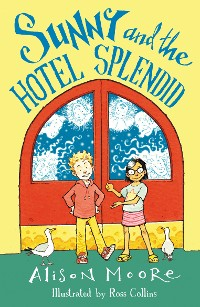 Cover Sunny and the Hotel Splendid
