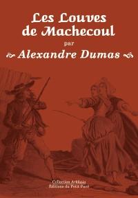 Cover Les Louves de Machecoul
