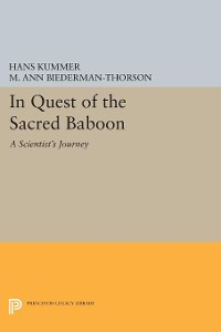 Cover In Quest of the Sacred Baboon