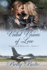 Cover Veiled Visions of Love